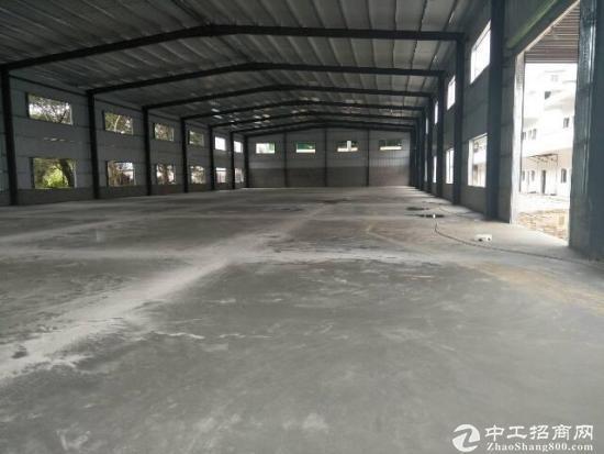 惠城区全新钢钩厂房2500平方出租
