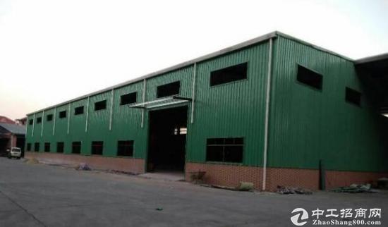 1800平钢结构厂房出租