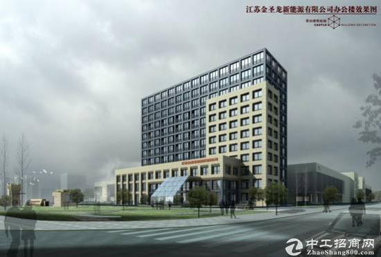 转让位于盱眙县经济开发区宝山东路厂房
