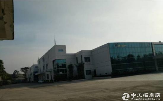东莞洪梅镇占地28397,建筑24500平米双证齐全厂房出售