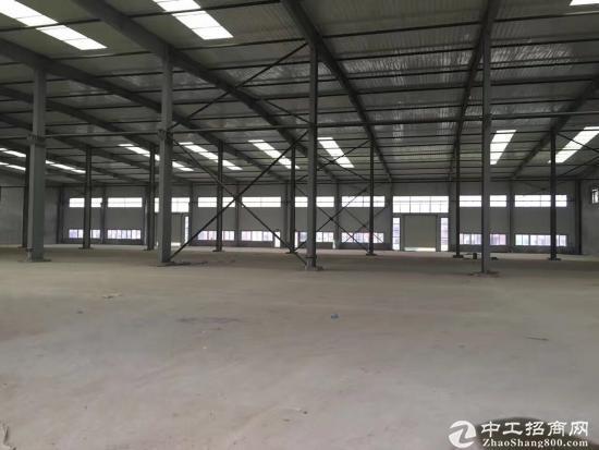 北京市出租正规园区700-600平米轻钢可注册环评厂房图片1