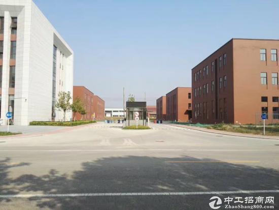 北京市出租正规园区700-600平米轻钢可注册环评厂房图片3