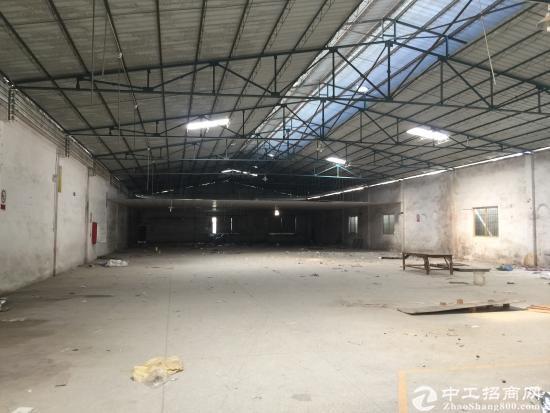 9元一方 容桂华口2000方空地和厂房出租 20米路