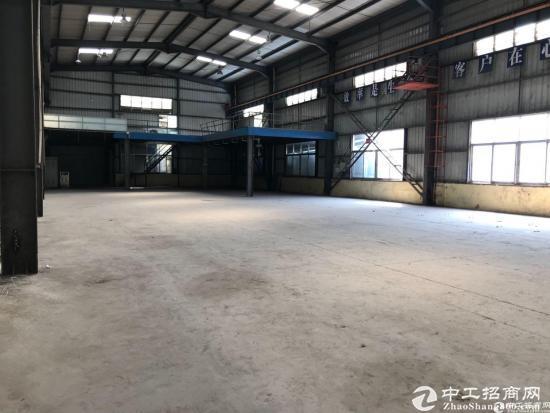 南山阳光工业区1楼1400平高9米厂房出租