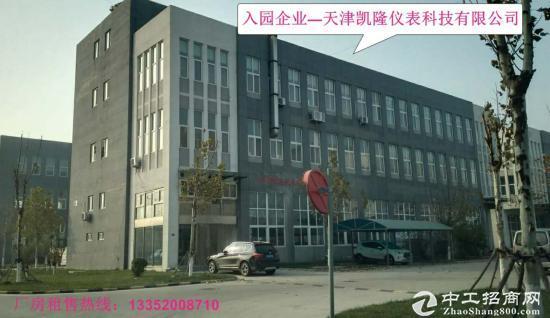 有房本,可环评北辰开发区2000平独栋厂房租售-图4