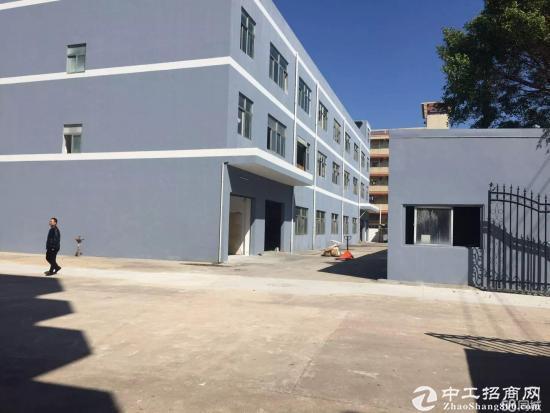 惠州独门独院三层厂房4800 1200带红本招租