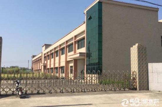 惠州新出 全新花园式厂房10000平 现成精装修