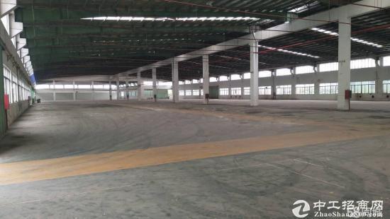 惠州大型钢构厂房30000平方招租