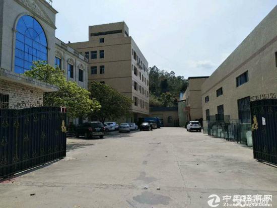惠阳新出钢构独院厂房6800平方