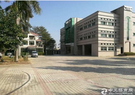 深圳市坪山新区花园式厂房出售33000-图5