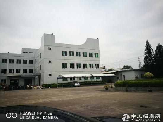 红本在手东莞市常平镇花园高新产业园隆重招租中