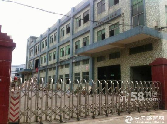 松岗燕川花园式厂房4500平有红本业主低价出售产权清晰无纠纷