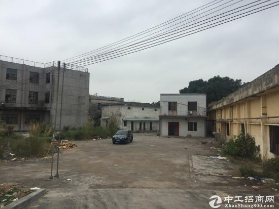 800万买占地5477方建筑3500方中山三角厂房