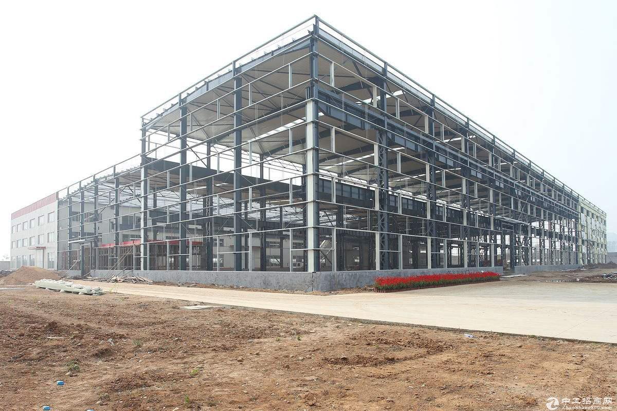 彭州工业园区8000平独门独院钢构厂房招租