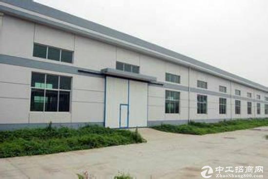 厚街镇赤岭新出钢构厂房滴水12米高厂房5800平方米出租