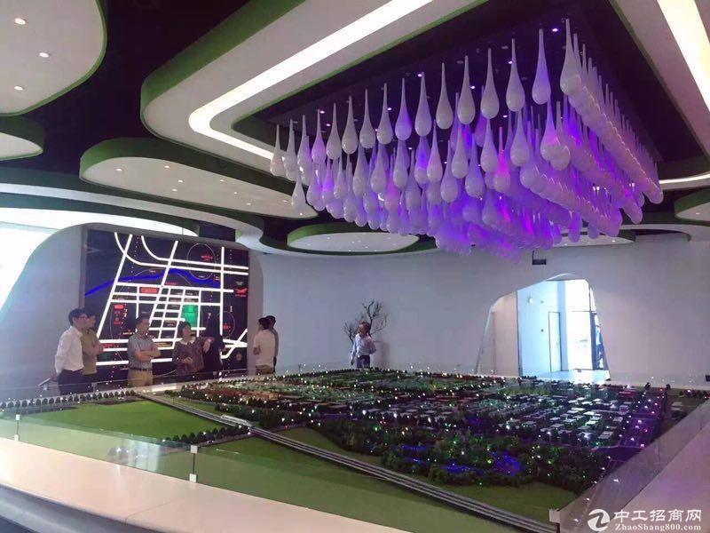 涿州外迁企业生产基地--涿州中关村和谷创新产业园
