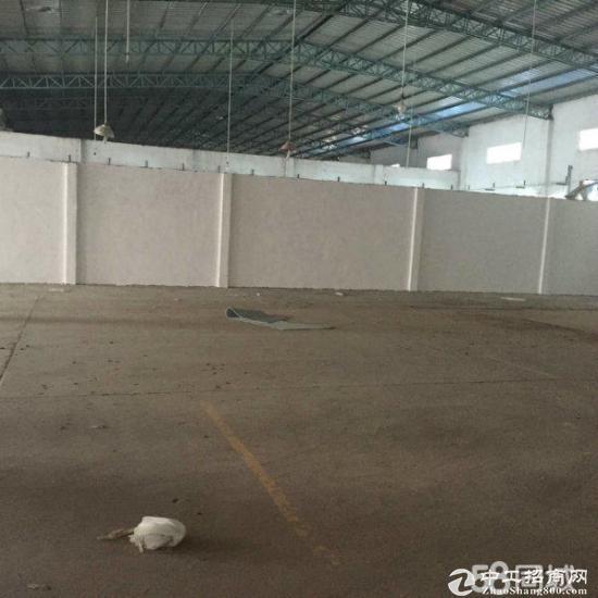 (出租) 钢结构厂房出租500至7600平龙岗钢结构仓库招租