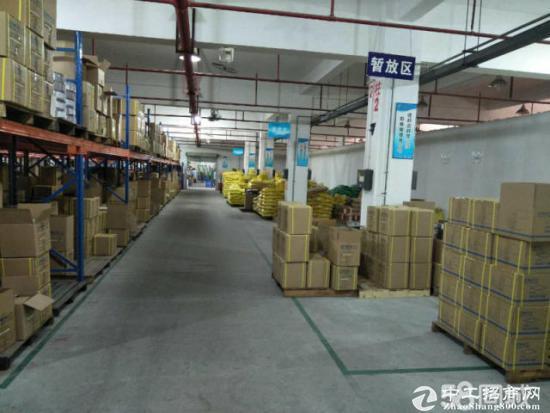 (出租) 清溪谢坑工业园出租适合仓库包装厂房二楼4000平方
