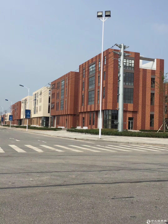 开发商非中介,京南工业园准现房厂房出售,可生产环评