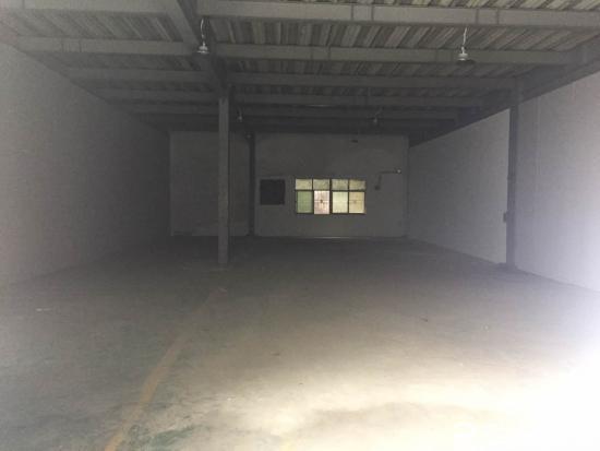 横岗沙荷路一楼385平厂房出租