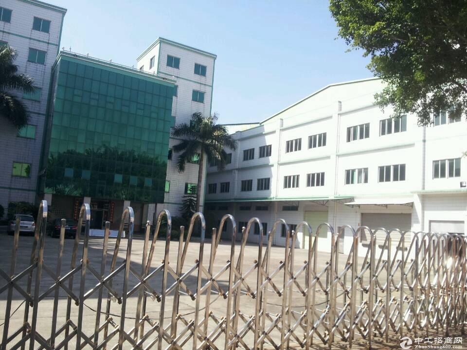 东莞清溪镇占地6000平方米建筑11000平方米业主急售无纠纷产权清晰