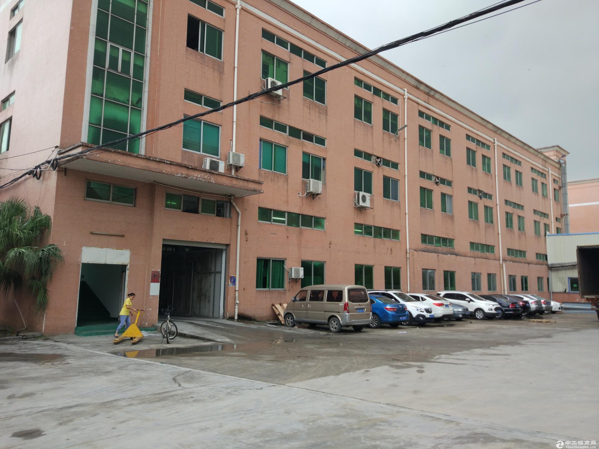 东莞道滘占地6000建筑11400双证厂房出售产权清晰无纠纷低价急售
