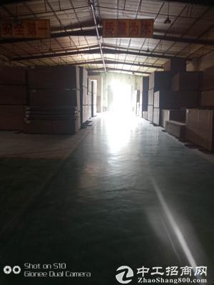 坪山全新标准钢构1100平米出租