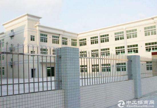 东莞市麻涌镇占地14000建筑9200集体流转证厂房出售