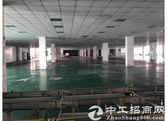 高新区独栋18000平米漂亮精装修厂房出租