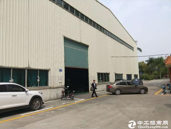 龙岗 宝龙工业区边上新出滴水7米高钢构3000平可分