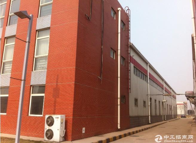 亦庄开发区工业园区高13米带航车5000平米厂房