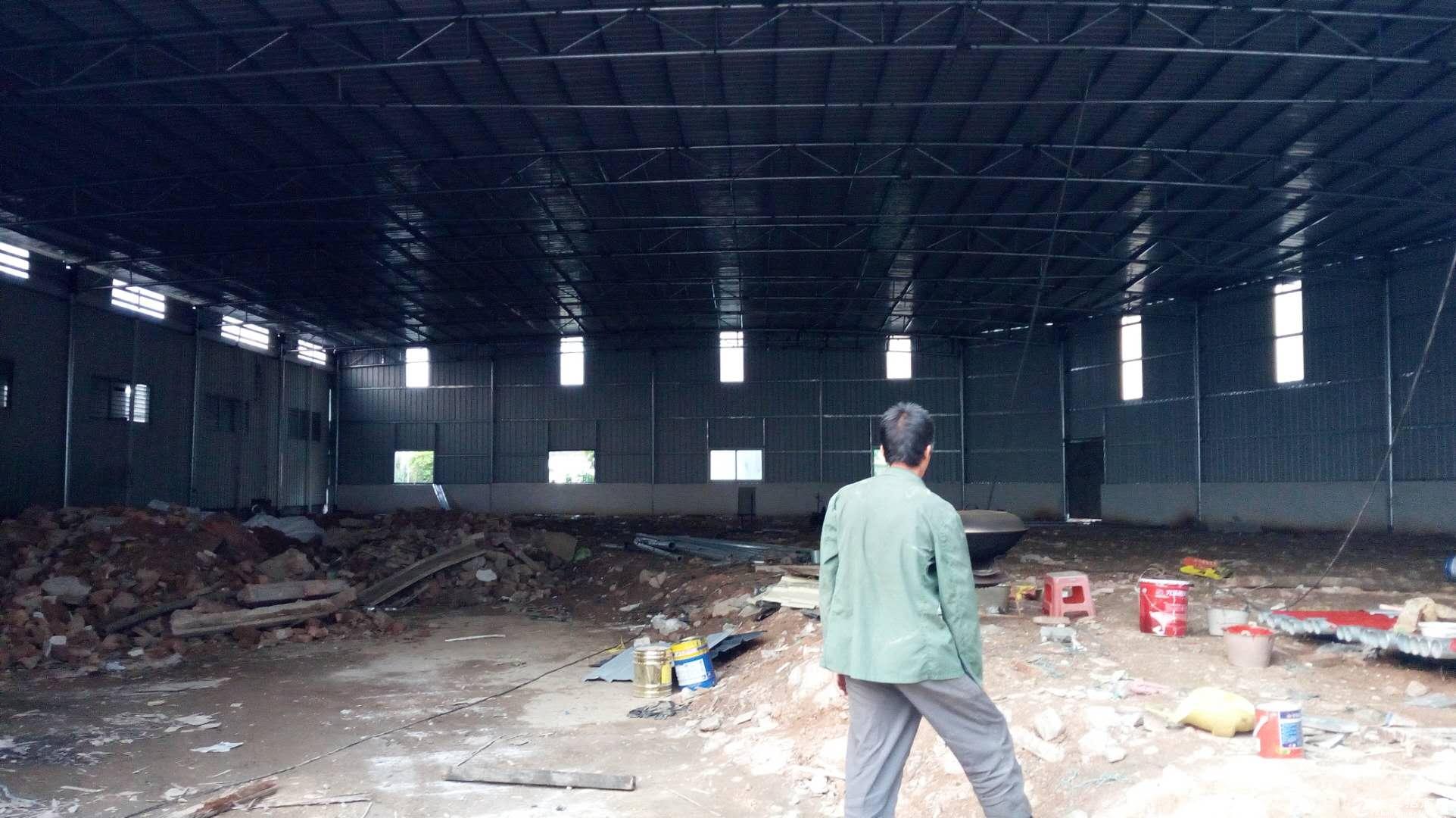 港口一楼厂房;仓库出租1300方高7米