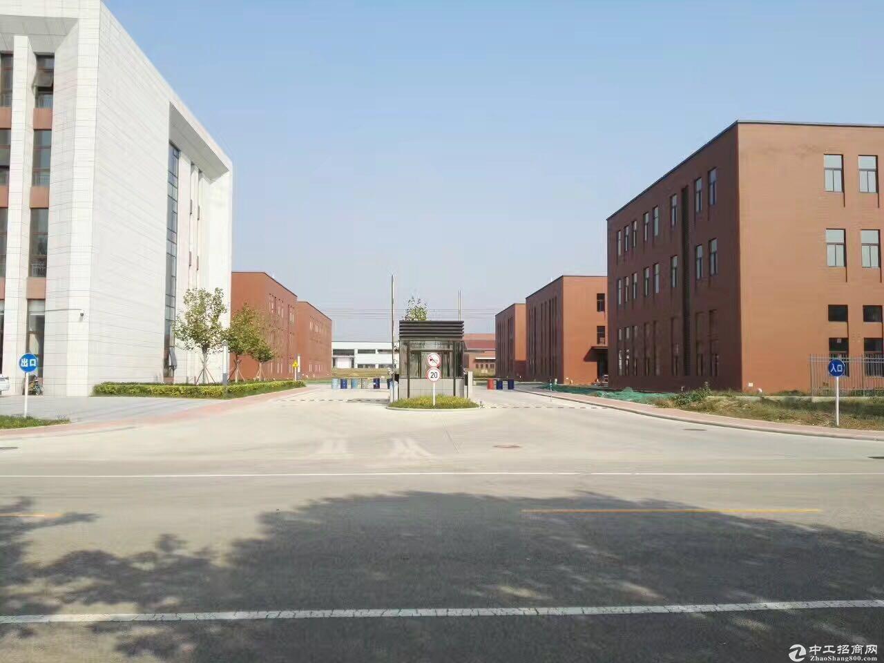 北京中关村科技园生物医药器械机械制造专业产业园图片2
