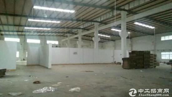 双岗精品独院钢构厂房约4000平方,配独立变压器315KVA