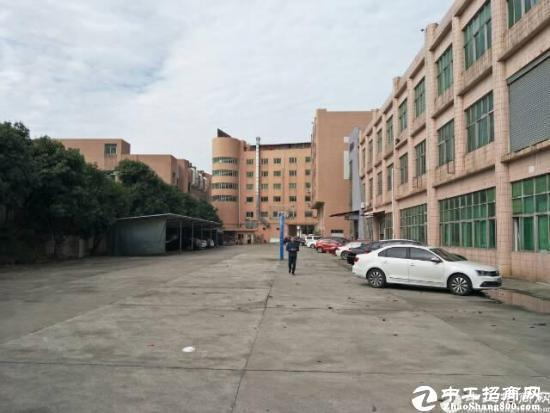 比亚迪旁边原房东500平一楼厂房出租 层高5米图片3