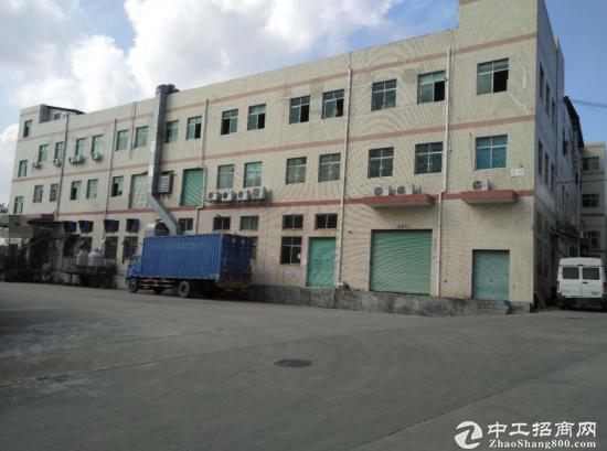 龙岗区9396平方厂房及国有证工业用地出售