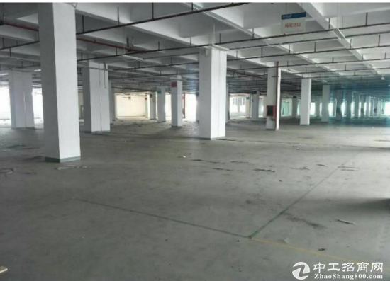 [坪山厂房]深圳市生物医疗孵化器6.5万平