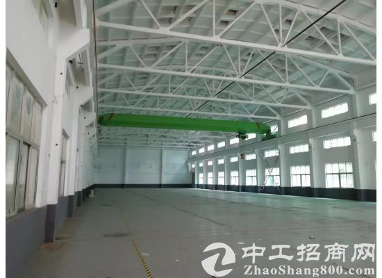 无锡新加坡工业园11200平独门独院厂房可分租
