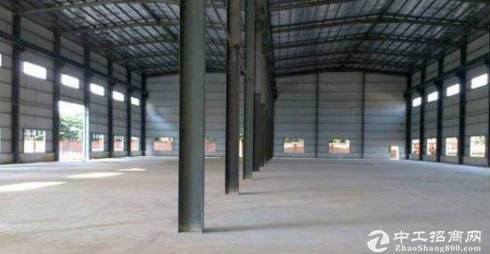 平湖鹅公岭独院1300平钢构厂房招租