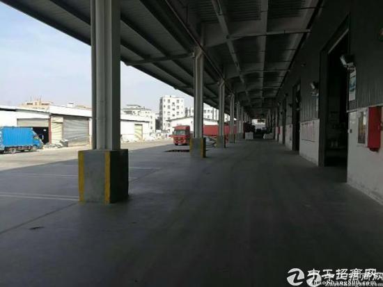 丹竹头地铁站附近新出3000平方物流仓库出租