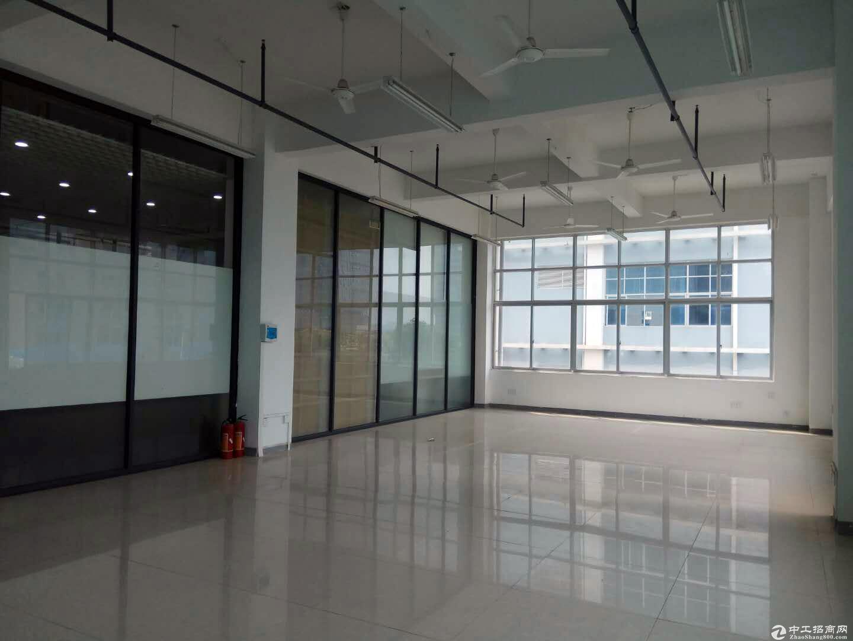 经开区 标准厂房 168平米精装办公室