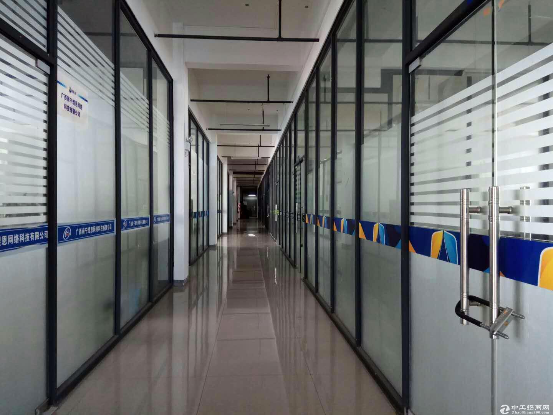 经开区 标准厂房 168平米精装办公室-图4