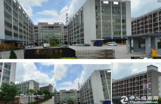 出售深圳宝安区51443平方优质厂房及国有土地,适合投资自用