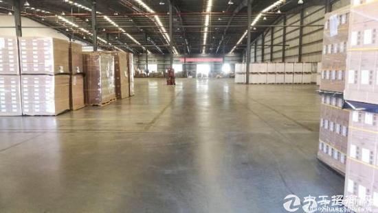 厚街新出带卸货平台物流仓库8000平方,丙二类消防批文