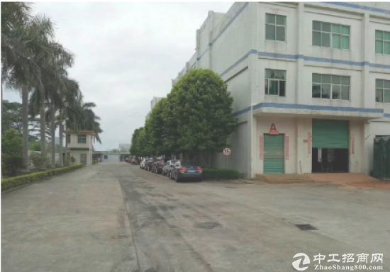 (出租) 坪山石井大型工业园出租一楼二楼各3000平独立办公