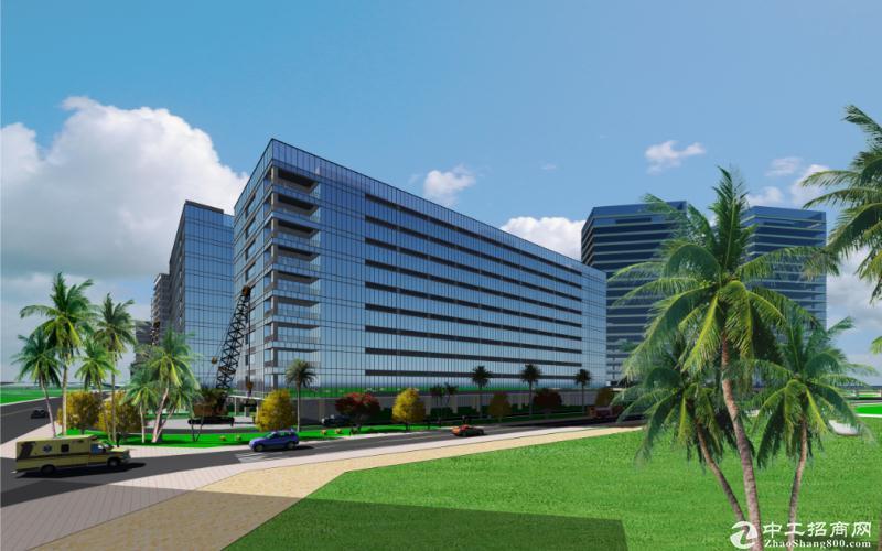 松山湖产业园区一手全新高端厂房出租(开发商)