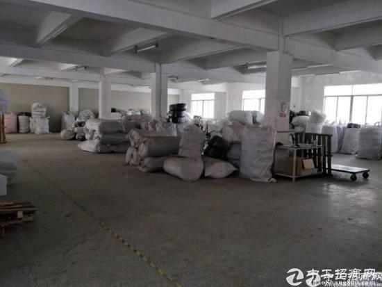 坪山大窝工业区原房东独院四层厂房2400平方米招