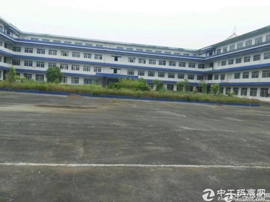 惠东多祝镇工业园区标准厂房10000平方米出租