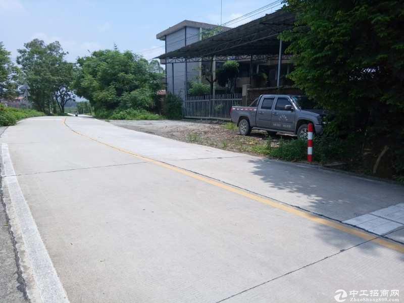 出租广东省佛山市高明区约5000方厂房和平地