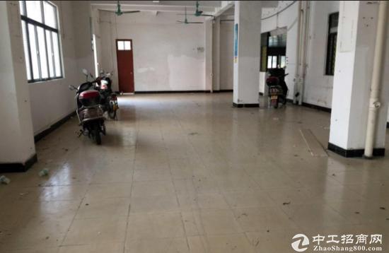 出租) 龙岗宝龙附近一楼厂房830平米招租带装修